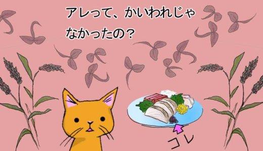 蓼(タデ)とは?お刺身のつまに出てくる赤紫で小さいアレの正体は?